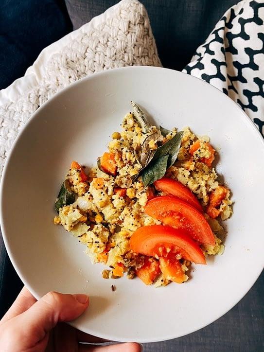 Hartig griesmeel ontbijt